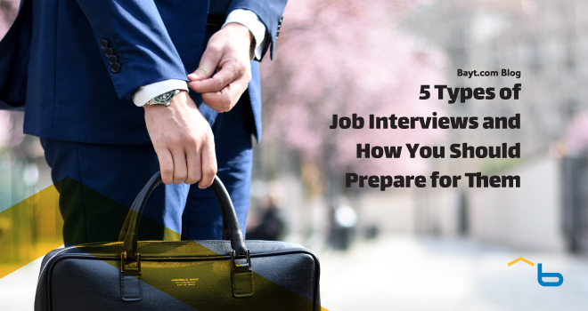 5 Types of Job Interviews and How You Should Prepare for Them